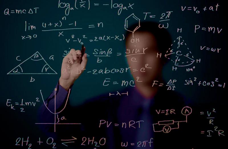 Решает формулы