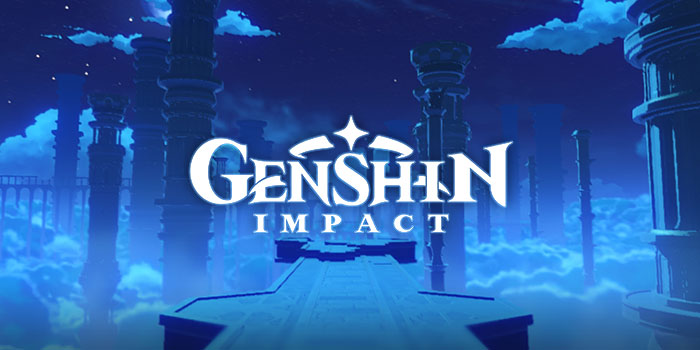 Genshin Impact загрузка игры